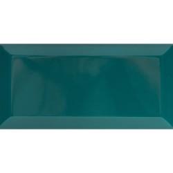 Плитка настенная Metrotiles 10*20 бирюзовый