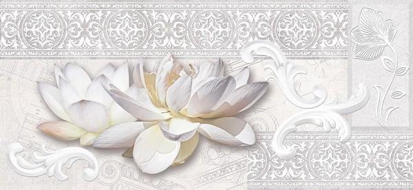 декор rene ic сер. 50*23 1 д153071-1 маджидимер л красочный пэчворк яркие цветочные проекты