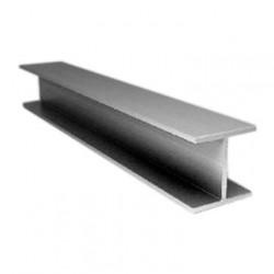 Двутавр алюминиевый 25*8*25*1,5 1,0м