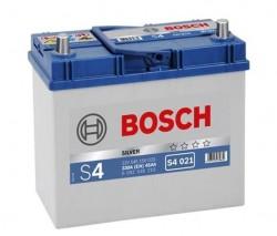 Аккумулятор BOSCH 45 A/ч (S40 21) ОБР 238x129x227 EN330 выс стд кл 0 092 S40 210