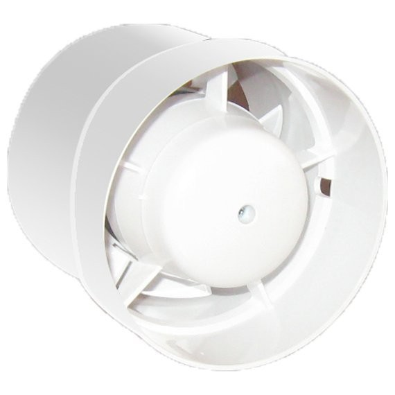 вентилятор вытяжной осевой канальный 160мм profit 6 белый, era вентилятор осевой канальный вытяжной с двигателем на шарикоподшипниках era profit 5 bb d 125