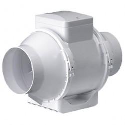 Вентилятор Вентс канальный ТТ 100 (ТТ 100)(230В, 33 Вт 187 мЗ/ч