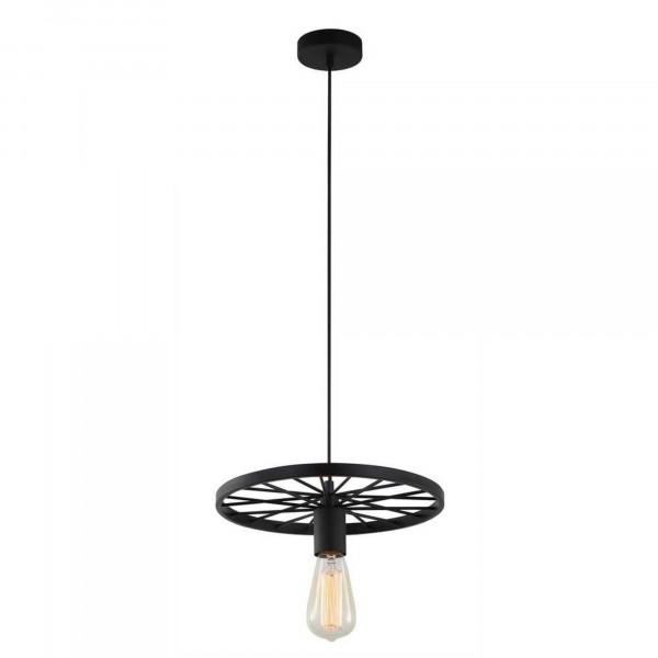 светильник подвесной toplight vanessa tl1201h-01bk е27 1x60вт ip 20 светильник подвесной toplight laurel tl1201h 01bk