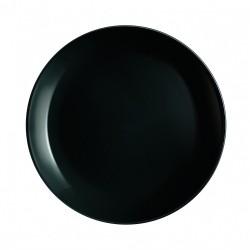 Тарелка десертная 19см ДИВАЛИ НУАР Luminarc P0789