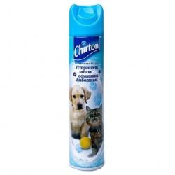 Освежитель воздуха CHIRTON 300мл От запахов животных