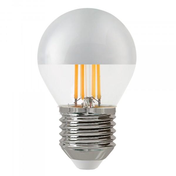 лампа светодиодная thomson led filament p45 th-b2376 е27 шар 4вт 4500к лампа светодиодная thomson led filament deco globe 2 th b2410 е27 трубка 12вт 2700к