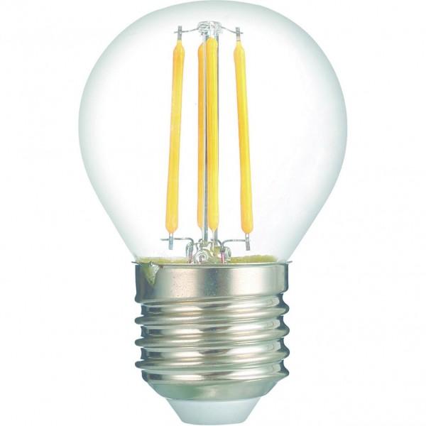 лампа светодиодная thomson led filament globe th-b2094 е27 шар 9вт 4500к лампа светодиодная thomson led filament deco globe 2 th b2410 е27 трубка 12вт 2700к