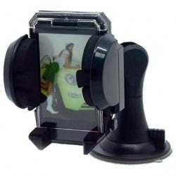 Держатель телефона КПК, GPS автомобильный телескопический AVS AH-2116-C