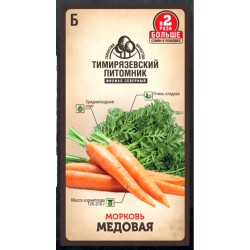 Семена Tim/морковь Медовая 4 г, 22714