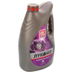 Масло промывочное 4л (новая канистра) Лукойл Авто