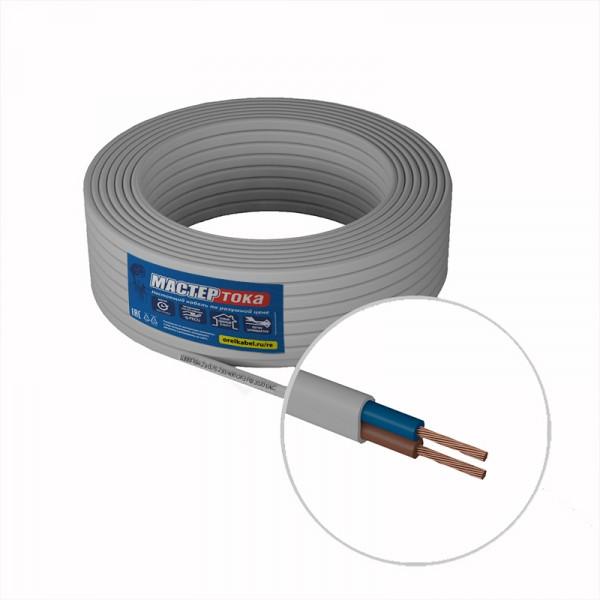провод электрический шввп 2*0,75 (10м) мастер тока