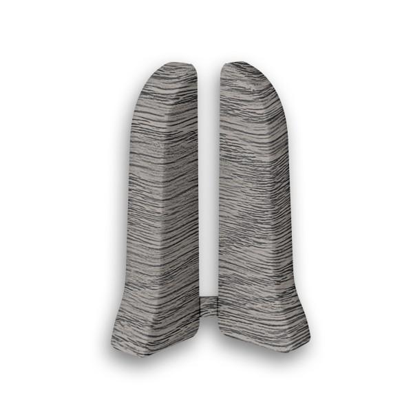Фото - заглушки пвх 67 мм дуб пепельный идеал элит 2 шт заглушки пвх 67 мм дуб мокко идеал элит 2 шт