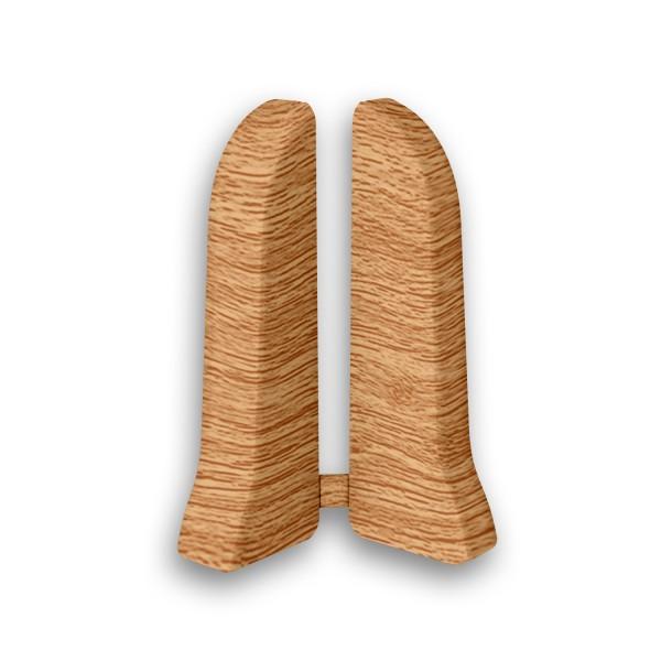 Фото - заглушки пвх 67 мм дуб имперский идеал элит 2 шт заглушки пвх 67 мм дуб мокко идеал элит 2 шт