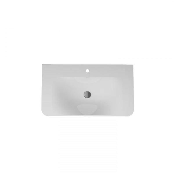 раковина am pm sensation 80 m30wpc0801wg каркас для ванны am pm sensation металл 170х80 w30a 180 080w r