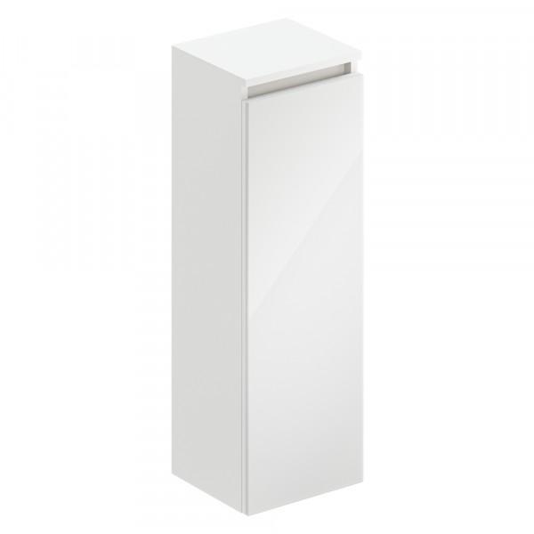 пенал подвесной итана cubo 30 k-push (лакобель 9003 pure white)