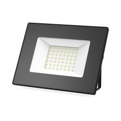 Прожектор светодиодный Gauss Elementary 613100350 50W 3510lm IP65 6500К черный