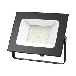 Прожектор светодиодный Gauss Elementary 613100100 100W 6600lm IP65 6500К черный