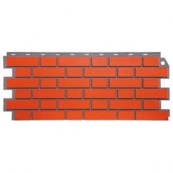 Панель фасадная FineBer 1,137*0,47 Кирпич облицовочный керамический