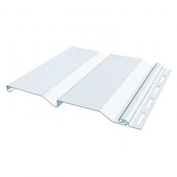 Сайдинг FineBer 3,66м белый (0,75 кв.м)