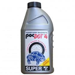 Жидкость тормозная 910г Тосол-Синтез РосDOT-4 Super