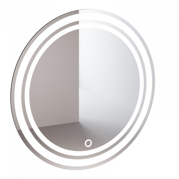зеркало ika боско 71см с подсветкой