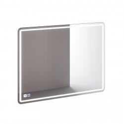 Зеркало для ванной Итана Капри 80х60 с подсветкой