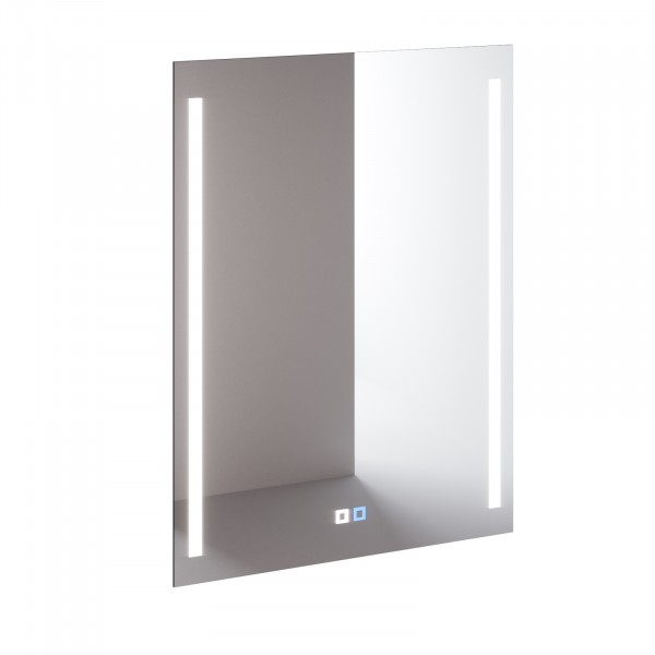 зеркало с подсветкой итана прадо-2 600х800 (зеркало)