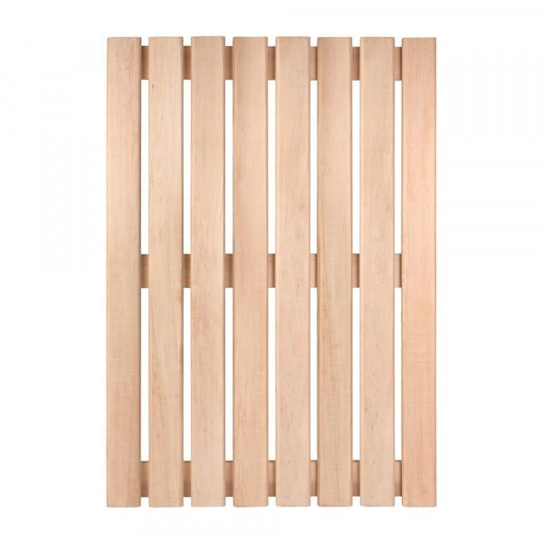 решетка на пол для бани и сауны 70х100х4 см ольха банные штучки 33255 термометр для бани и сауны банные штучки парилочка