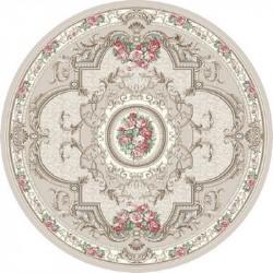 Ковер круглый 1,6x1,6м Версаль 2535С2К