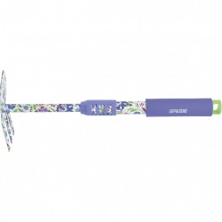 Мотыжка комбинированная FLOWER MINT 65х385 мм, стальная, удлиненная рукоятка Palisad 62047