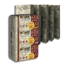 Теплоизоляция ISOVER Теплые стены Стронг, 1000 х 610 х 100 мм (3,05м2, 0,305м3, 5 шт)
