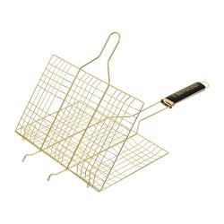 Решетка-гриль GOLD BOYSCOUT, 54(+5)x33x22x2,5 cм
