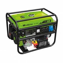 Генератор бензиновый БС-6500Э, 5,5 кВт, 230В, 4-х такт., 25 л, электростартер Сибртех