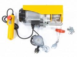 Тельфер электрический DENZEL TF-500 0,5т (1020Вт, 12м,230В) 52012