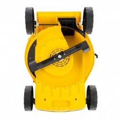 Газонокосилка электр.несамоход. Denzel GM-2000 2000Вт, шир.43см, ткан.травосб. 45л, 20-70мм, 96618