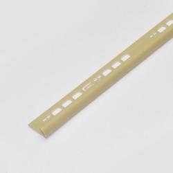 Раскладка наружная 8мм темно-бежевая 2,5м 018007 SALAG