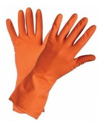 Перчатки резиновые размер M 67707