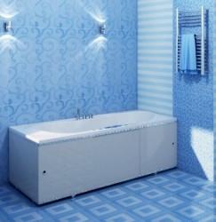 Экран для ванны Премиум А 1,48м белый