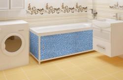 Экран для ванны Универсал-ультра 1,48м капли