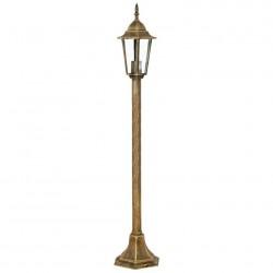 Светильник-столб Camelion 6101-1 бронза E27 100Вт h-1,0м