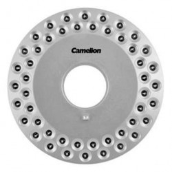 Фонарь Camelion LED 6248 48LED серебро 3хR6 CAMPING
