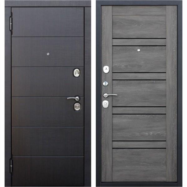 дверь входная 10,5 см чикаго 2050х860мм левая, дуб шале графит дверь входная 10 5 см чикаго дуб шале графит царга 960мм права 2050х960 правая
