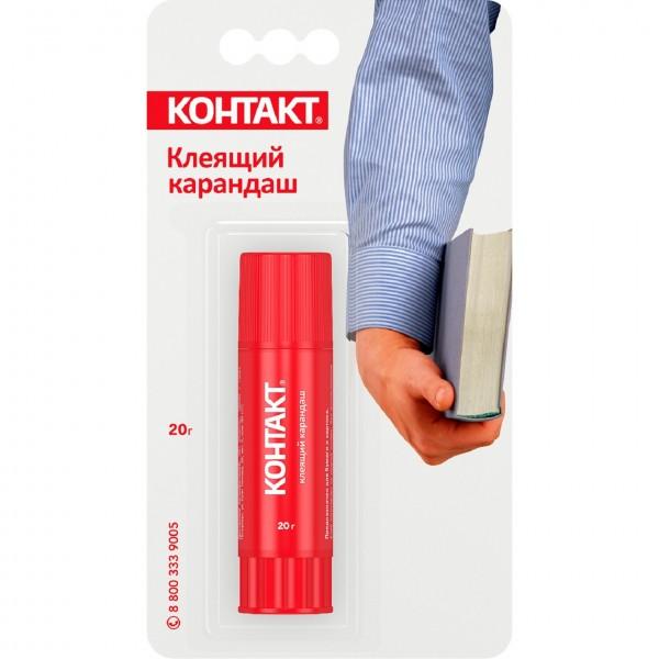 клеящий карандаш контакт 20 г