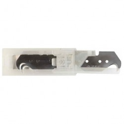 Лезвия для ножа крюкообразное /3шт/ ЗУБР 09714-24-3