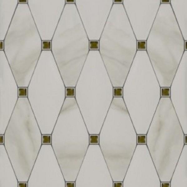 декор керамический athena beige glossy ceramic de 30х60 бежевый керамогранит milano beige 30х60 1 62