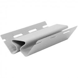Угол внутренний для сайдинга FineBer, цвет белый, 3.05 м