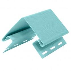 Угол наружный FineBer 3,05м серо-голубой