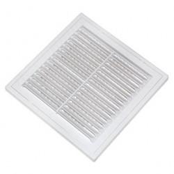 1515Р  Решетка вентиляционная пластмас. 150*150