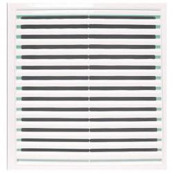 2030РР Решетка вентиляционная пластмас. 200*300