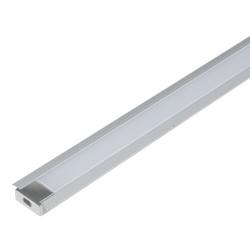Профиль для светодиодной ленты с матовым рассеивателем UFE-K01